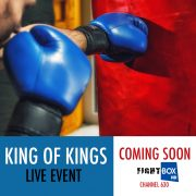 King of Kings Fight Box