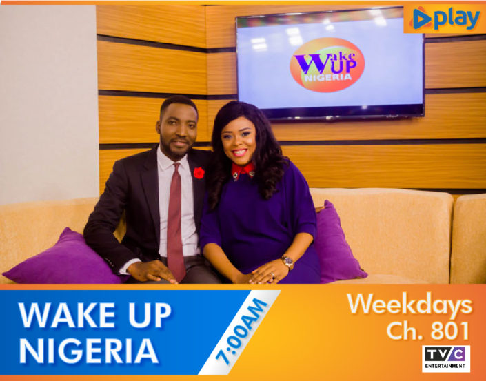 Wake up Nigeria on PLAY